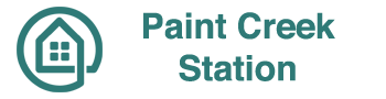 Paint Creek Station Apartments Logo